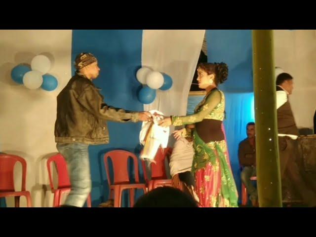 Mukhiya Ji Man Hokhe Ta Boli (Theater Dance) || Village Arkestra Dance Programme