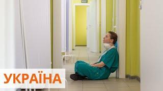 Коронавирус в Украине количество больных продолжает расти
