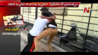 Violent Street Fight in Hyderabad Old City - Exclusive Visuals