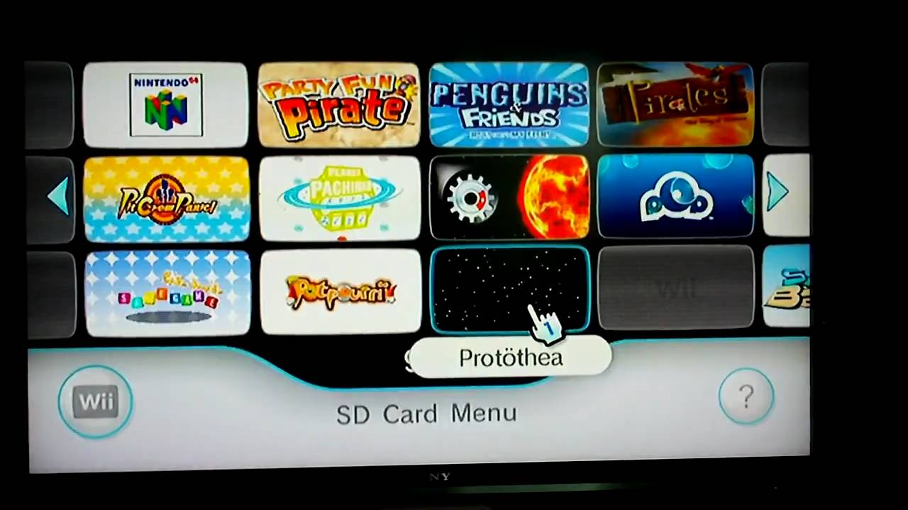 Wii games on sd card 4. 3: full version free software download.