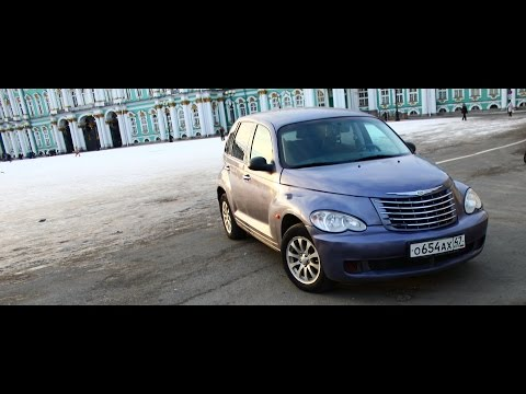 Обзор Chrysler PT Cruiser