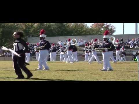 Cheraw High School 2008 Marching Show