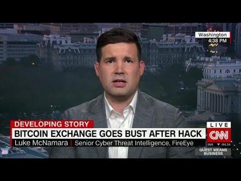 Bitcoin exchange hacked AGAIN, goes bankrupt