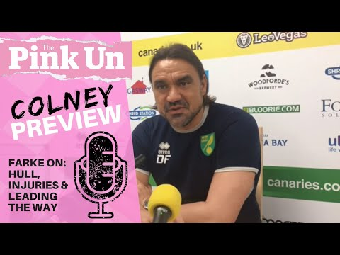 Hull v Norwich City: Team news & Daniel Farke preview