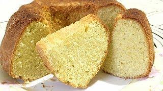 Английский ФУНТОВЫЙ КЕКС/ English Pound Cake