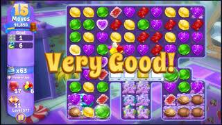 Wonka's World of Candy Level 577 - NO BOOSTERS + FULL STORY ???? | SKILLGAMING ✔️