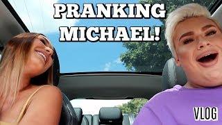 Telling Michael I