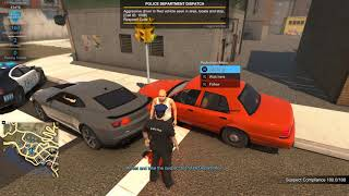 Flashing Lights - Police Fire EMS Early Access PC gameplay - Open world emergency services simulator