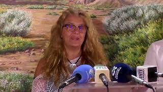 Presentación del programa de la XXXIII Feria de Artesanía de Pinolere, La Orotava