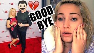 My Boyfriend is Leaving Me.