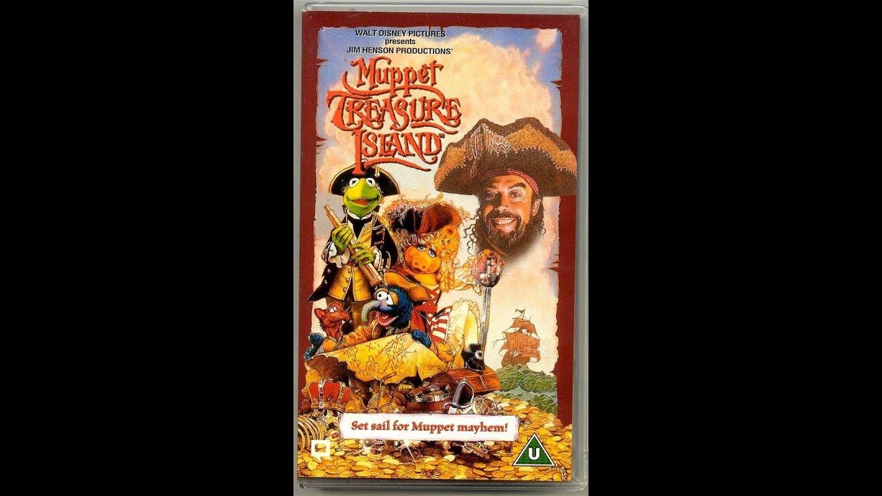Muppet Treasure Island  Movie