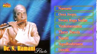 CARNATIC INSTRUMENTAL | DR. N. RAMANI | FLUTE - 04 | JUKEBOX
