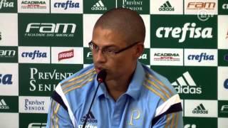 Alex explica porque não escolheu o Palmeiras em sua volta ao Brasil
