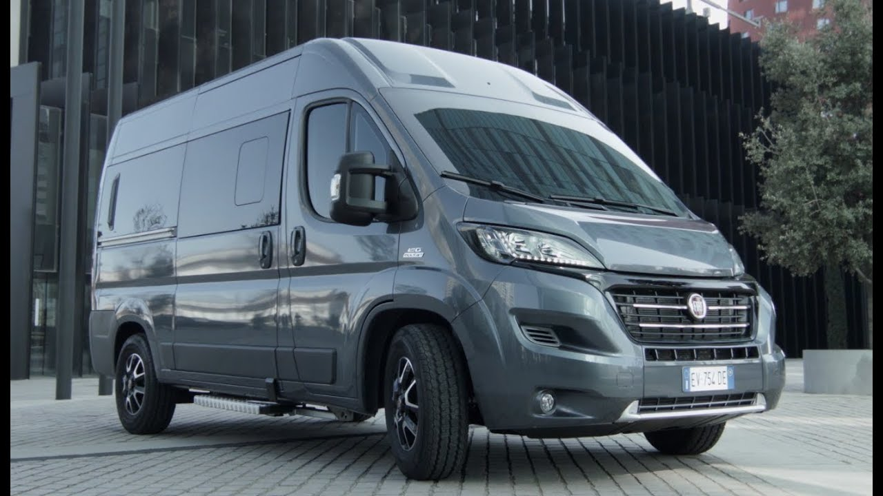 fiat ducato 2014 test drive youtube. Black Bedroom Furniture Sets. Home Design Ideas