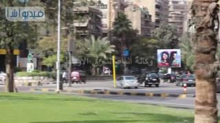 بالفيديو : رغم دعوات التظاهر .. الهدوء يسود ميدان مصطفى محمود