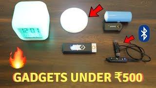 Download Unique Gadgets Under Rs500 | Part 7 | Tech Unboxing 🔥 Mp3 and Videos