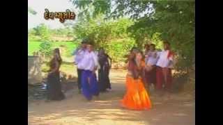 Gujarati Super Hit Love Song || Aablane Thad Ramava Gayti Kardyo || Dhilaji || Mehul Chauhan