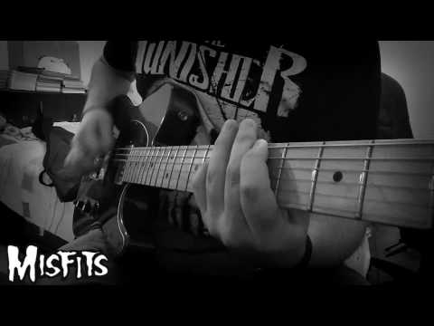 Misfits - Halloween - (Guitar Cover)