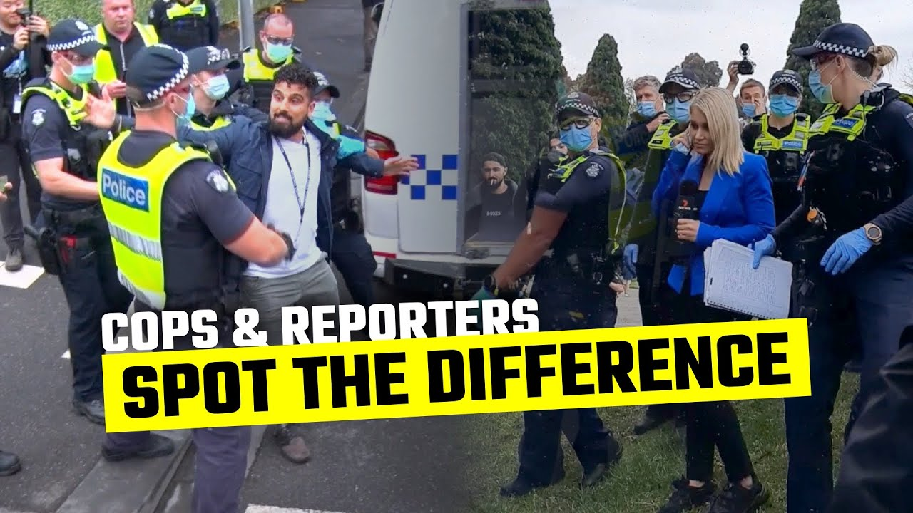This is what happens when Police choose a side
