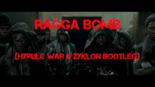Skrillex ft. Ragga Twins - Ragga Bomb (Hyrule War & Zyklon Bootleg)