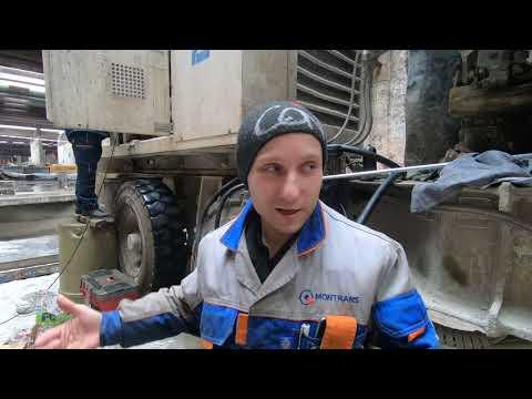 Система мониторинга транспорта и контроля топлива на подземных локомотивах в Москве