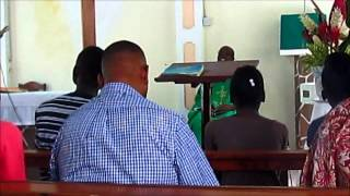 MEDITATION AT CREOLE DAY MASS IN GRENADA - Jézi Mò Lasou Lakwa