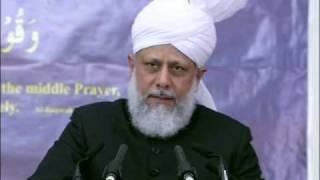 Majlis Ansarullah UK Ijtema - Part 3 (Urdu)