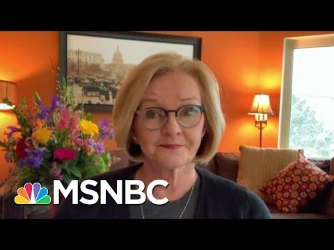 Claire McCaskill On Republicans' Argument That Impeachment Is Unconstitutional | Deadline | MSNBC