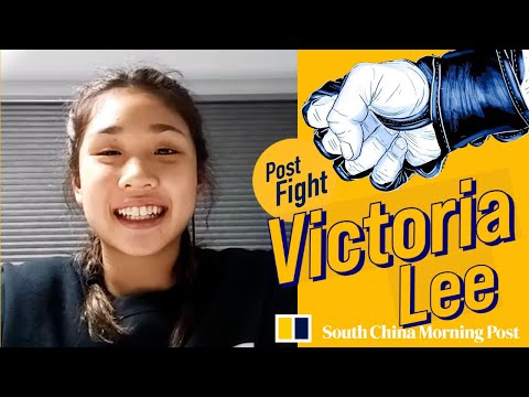 Victoria Lee says ONE debut could've been even better without food poisoning   SCMP MMA