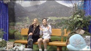 [68.24] 유영 / Young You -  Bavarian Open 2019  Junior Ladies I - Short Program - February 6, 2019
