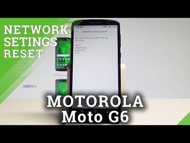 Motorola Moto G6 APN settings & network compatibility in