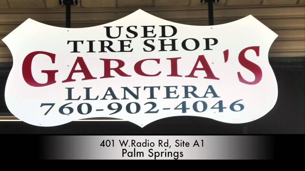 Garcias Tire Shop >> Garcia S Used Tire Shop