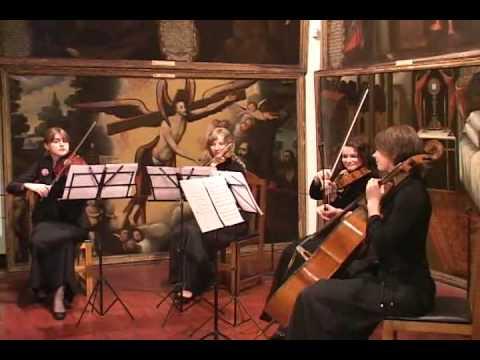 CUARTETO EUROPEO / Boccherini - Menuet