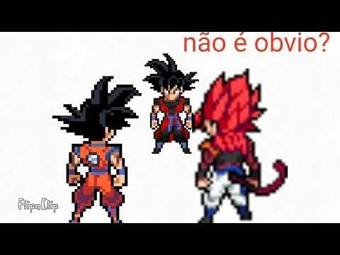 DBSGT  Ep: 5 A Volta Dos Mortos, Goku Traiu Chi-chi?