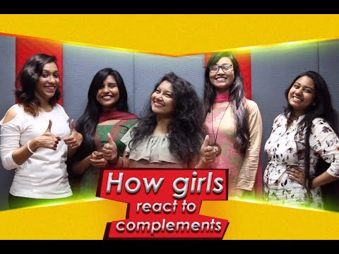 HOW GIRLS REACT TO COMPLEMENTS | RADIO NEXT 93.2 FM | NEXTERS GIRLS GANG