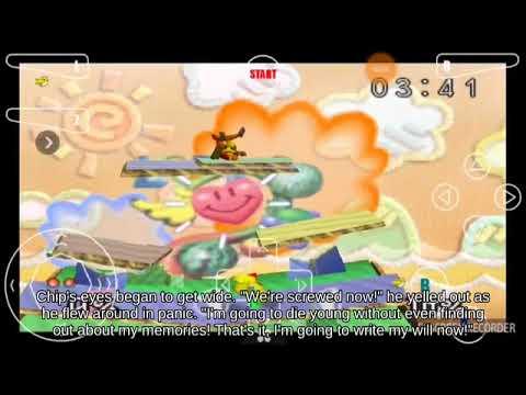 Double Jump Pac-Man on Onett fighting on Castle Siege?