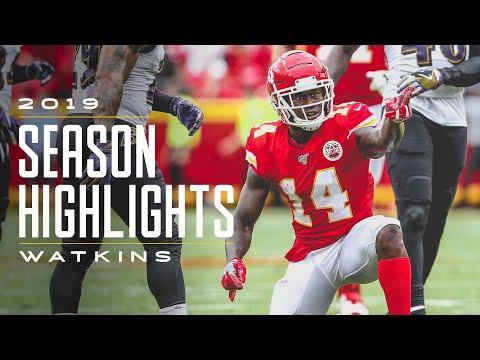 Sammy Watkins' 2019 Season Highlights | Kansas City Chiefs