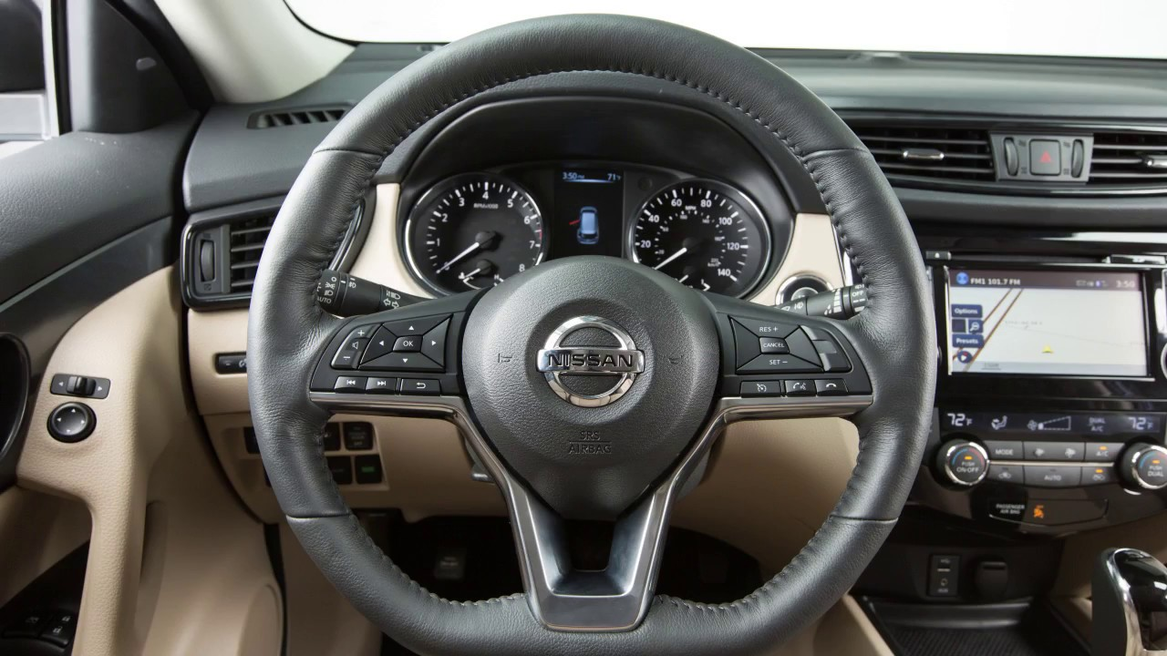 2017 Nissan Rogue - Heated Steering Wheel (if so equipped ...