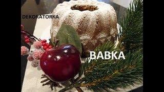 BABKA - świąteczna