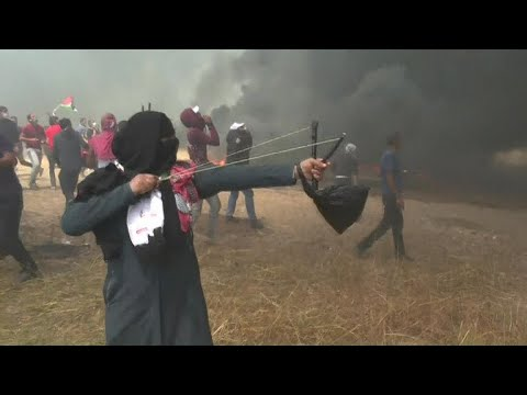 Death toll rises in Gaza-Israel border protests