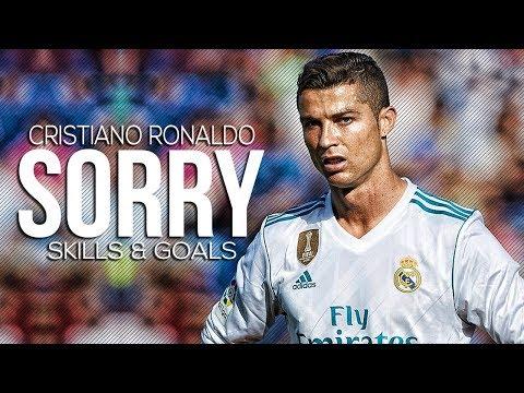 Cristiano Ronaldo▶ Sorry ft. Justin Beiber ● Skills & Goals 2018 | HD
