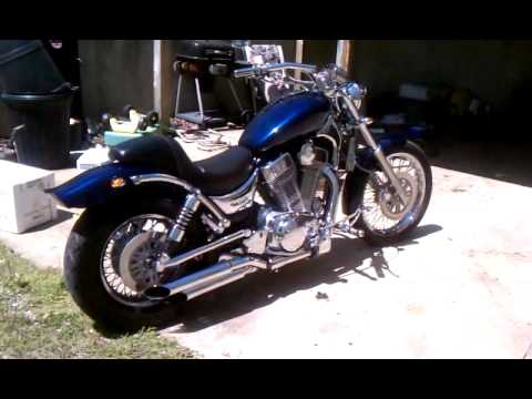 1997 suzuki intruder 1400 idle youtube. Black Bedroom Furniture Sets. Home Design Ideas