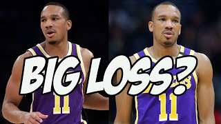 Avery Bradley Will Not Play For The Lakers In Orlando | NBA News