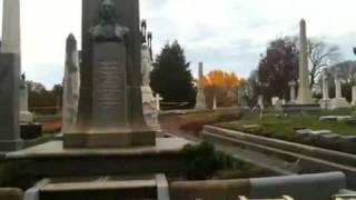 Presidential gravesites: John Tyler