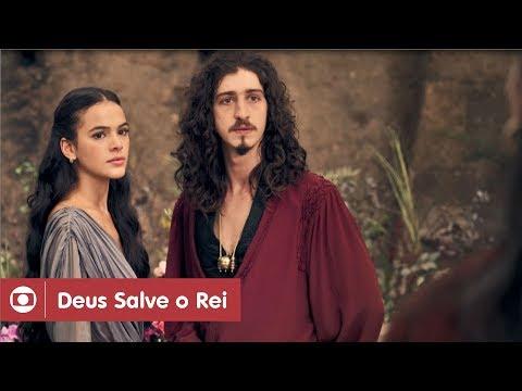 Deus Salve O Rei: capítulo 55 da novela, terça, 13 de março, na Globo