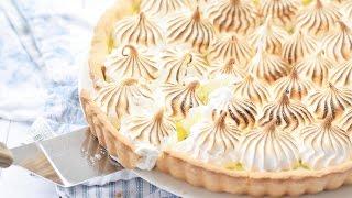 Lemon Meringue Pie Recipe   Truffles And Trends