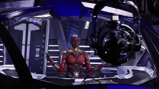 Pantera Negra - Bastidores