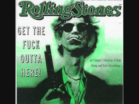 Loving you Is sweeter than ever - The Rolling Stones - Get the fuck outta here