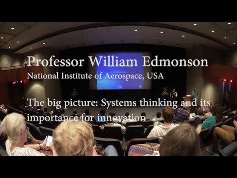Scifest Africa 2016  Professor William Edmonson NIA, USA  The big picture
