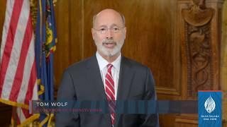 Governor Wolf's message for Jalsa Salana USA 2018